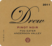 2012 - Drew Family Cellars - Anderson Valley Pinot Noir  Fog Eater