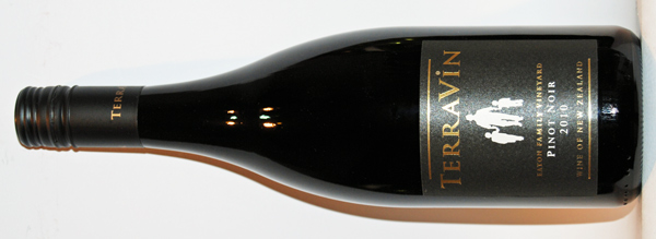 2010 - TerraVin - Omaka Valley, Marlborough Pinot Noir  Eaton Family Vineyard