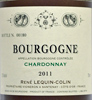 2011 - Lequin-Colin - Bourgogne Blanc  - case (12x75cl) in bond