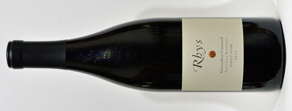 2012 - Rhys - Santa Cruz Mountains Pinot Noir Horseshoe Vineyard