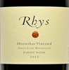 2012 Rhys Santa Cruz Mountains Pinot Noir  Horseshoe Vineyard - case (12x75cl) [in bond]