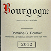 2012 - Roumier, Georges - Bourgogne Rouge