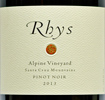 2013 Rhys Santa Cruz Mountains Pinot Noir  Alpine Vineyard