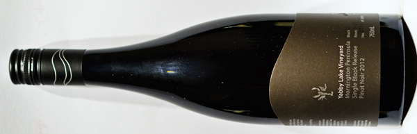 2013 - Yabby Lake - Mornington Peninsula Pinot Noir  Block 2 Single Block Release