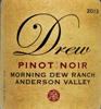 2013 Drew Family Cellars Anderson Valley Pinot Noir  Morning Dew Ranch Vineyard