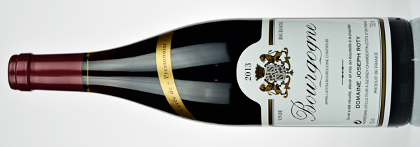 2013 Roty Bourgogne Rouge  Cuvee Pressonnier