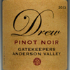 2013 - Drew Family Cellars - Anderson Valley Pinot Noir  Gatekeepers
