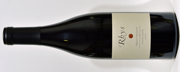 2014 - Rhys - Santa Cruz Mountains Pinot Noir Alpine Vineyard - 50cl