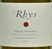 2014 Rhys Santa Cruz Mountains Chardonnay  Alpine Vineyard