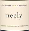 2014 Neely (Varner) Santa Cruz Mountains Chardonnay  Spring Ridge Vineyard Holly's Cuvee