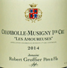 2014 Groffier Chambolle-Musigny 1er Cru  Les Amoureuses