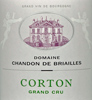 2014 Chandon de Briailles Corton Grand Cru Blanc