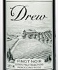 2014 Drew Family Cellars Mendocino Ridge Pinot Noir  Drew Estate Vineyard Field Selections