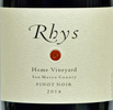 2014 Rhys San Francisco Bay Pinot Noir  Home Vineyard