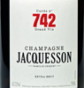 N.V. Jacquesson Champagne  Cuvee 742