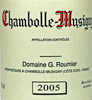 2005 - Roumier, Georges - Chambolle-Musigny