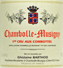 2005 - Barthod - Chambolle-Musigny 1er Cru  Aux Combottes