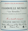 2005 - Clair, Bruno - Chambolle-Musigny  Les Veroilles