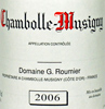 2006 Roumier, Georges Chambolle-Musigny