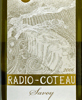 2006 - Radio-Coteau - Anderson Valley Chardonnay  Savoy Vineyard