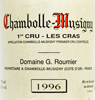 1996 - Roumier, Georges - Chambolle-Musigny 1er Cru  Les Cras