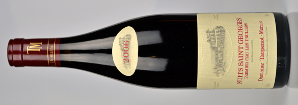 2006 - Taupenot-Merme - Nuits St Georges 1er Cru  Les Pruliers
