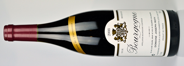 2008 Roty Bourgogne Rouge  Cuvee Pressonnier