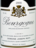 2008 - Roty, Joseph - Bourgogne Rouge  Cuvee Pressonnier - case (12x75cl) [in bond]