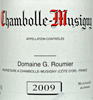 2009 - Roumier, Georges - Chambolle-Musigny