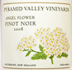2008 - Pyramid Valley - Central Otago Pinot Noir Angel Flower