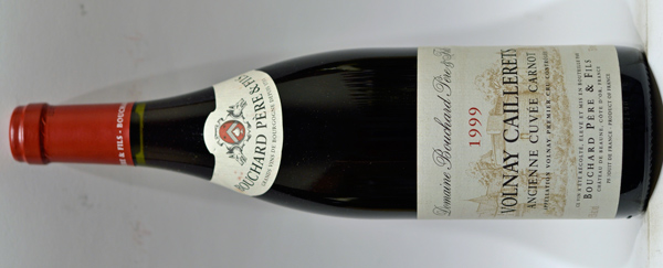 1999 - Bouchard Pere & Fils - Volnay 1er Cru  Caillerets Ancienne Cuvee Carnot