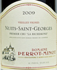 2009 - Perrot-Minot - Nuits St Georges 1er Cru  La Richemone - case (12x75cl) [in bond]